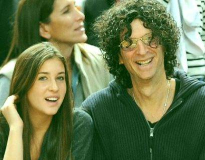 Ashely Jade Stern: Youngest daughter of Howard Stern's Biography