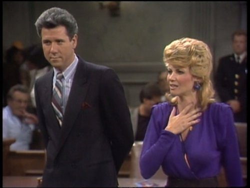 Markie Post in an episode of Night Court