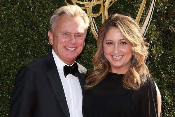 Pat Sajak's second wife Lesly Brown